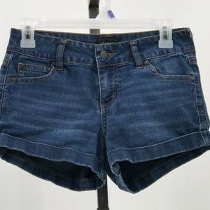 Celebrity Pink short jean shorts juniors sz 1/25